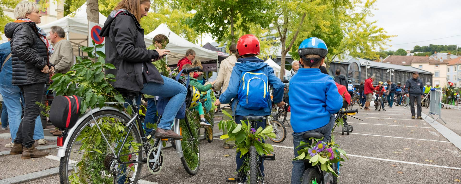 Les Folles Journées du Vélo - Cycling activities in Epinal - Cycling competition in Epinal - Vélo Vosges