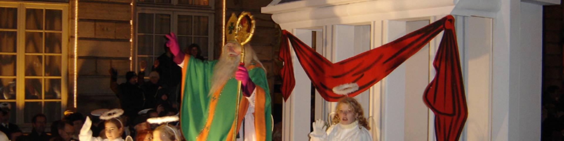 The True Story Of Saint Nicolas De Myre Epinal Tourism
