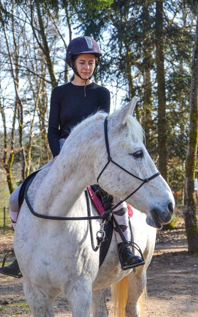 Horse riding - Equ'Crin d'Olima - Horse riding in the Vosges - Horse riding Epinal - Equestrian Centre Epinal
