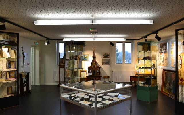 The Heritage Museum in Thaon-les -Vosges
