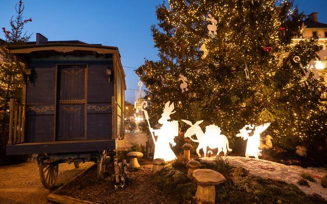The magic of December with Saint-Nicolas
