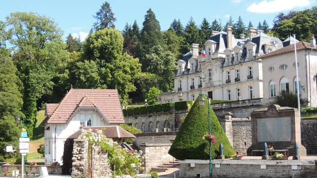 The distillery – Le Château des Brasseurs in Xertigny