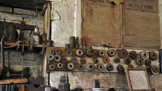 The Eco museum – Econusée du Battant in Charmes