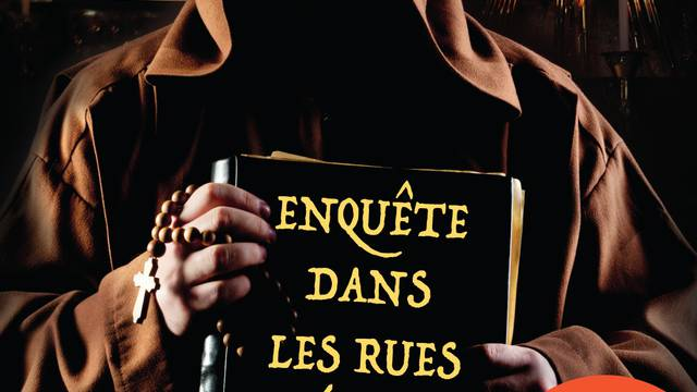 Enquête Game Epinal - Heritage Epinal - Life-size Cluedo - Escape game in town - Family activity