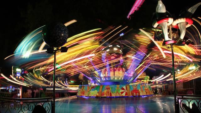 Saint Maurice funfair- Epinal funfair - Epinal rides - Epinal thrills - Epinal Ferris wheel - Epinal games - Epinal event