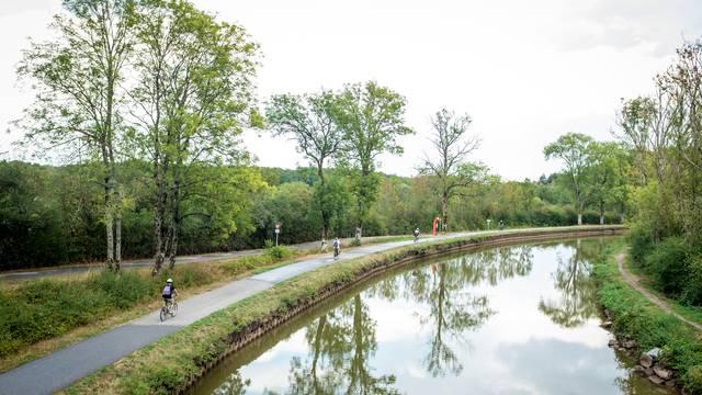 Voie bleue - Vosges cycle path - Vélo Vosges
