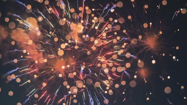 Fireworks Saint-Maurice funfair Epinal - Funfair Epinal - Activities Epinal - Roundabout Epinal