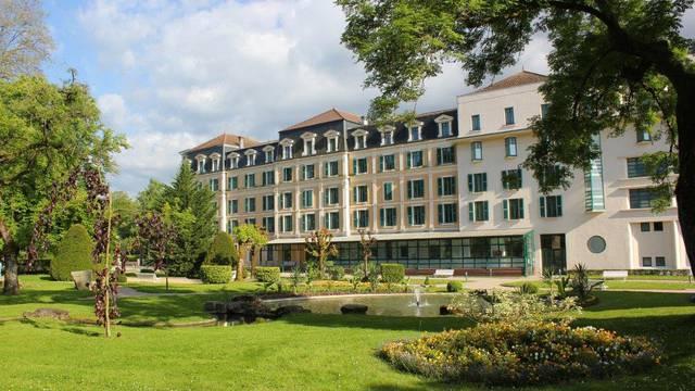 Thermes de Bains-les-Bains - SPA-Behandlungen - Wohlbefinden - Thermalkur Vogesen - Bains les Bains