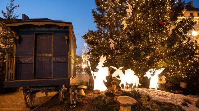 Christmas Market Epinal - Village of St Nicholas - Christmas Vosges