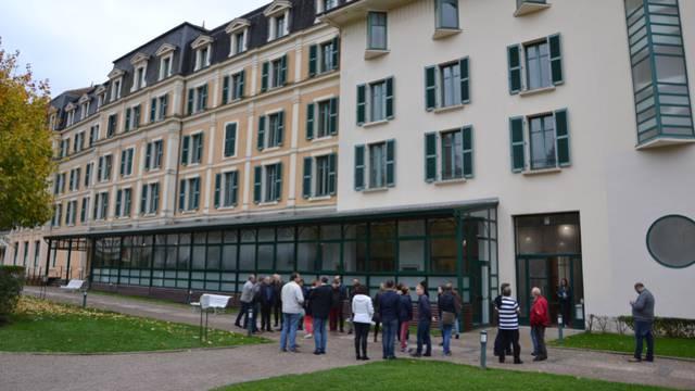 Thermes de Bains-les-Bains - SPA treatments - Well-being - Thermal cure Vosges - Bains les Bains