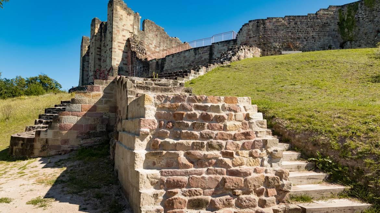 Castle site
