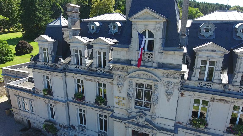 Visit a 19th century castle