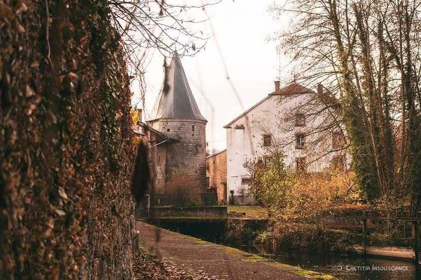 Heritage Bains les Bains - Guided tour - Thermal cure - Tour des Lombards - Fontenoy le Château