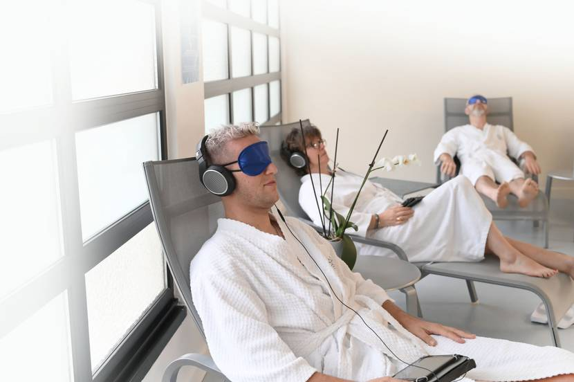 Thermes de Bains-les-Bains - SPA treatments - Well-being - Thermal cure Vosges - Bains les Bains - Relaxation - Music therapy