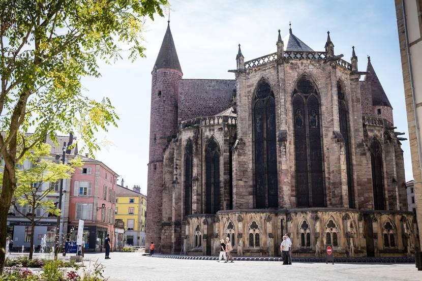 Basilica of Saint Maurice - Basilica Epinal - Heritage Epinal