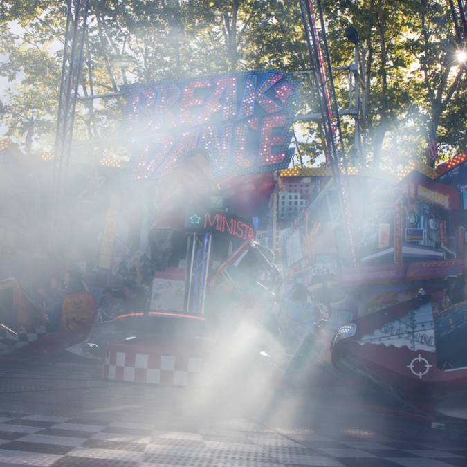 Attractions Epinal - Funfair Epinal - Activities Epinal - Carousel Epinal